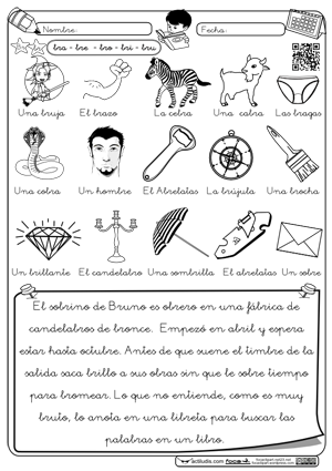 """Trabada """"Cl"""" - Actividades Lúdicas Educativas"""